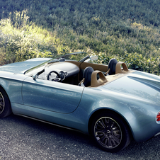 O Superleggera Vision vai estar ao lado do BMW Vision Future Luxury e do Rolls-Royce Phantom Drophead Coupé Waterspeed