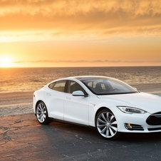 The Tesla Model S achieved the best scores ever from NHTSA