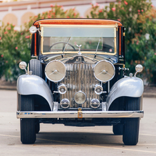 Rolls-Royce 20/25 Enclosed Limousine Sedanca by Thrupp & Maberly