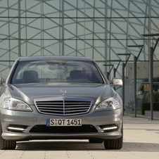 Mercedes-Benz S 500 BE Auto (FL)