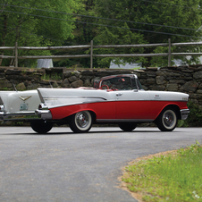 Chevrolet Bel Air Convertible