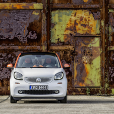 smart fortwo 0.9
