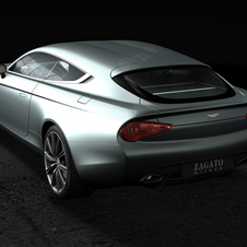 This is the third vehicle Aston Martin designed by Zagato in the last year