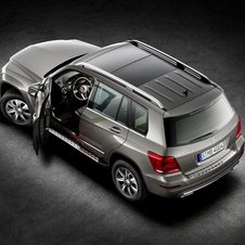 Mercedes GLK Meant to Bring Sedan Style into Compact SUV