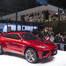 At the time, Lamborghini wanted to boost sales with an SUV