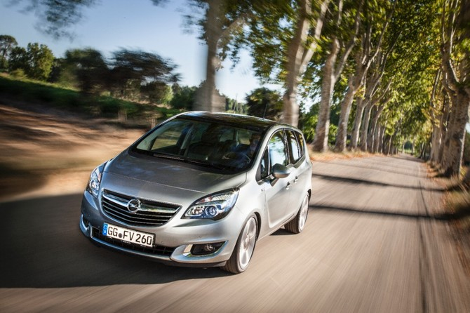 Opel Meriva Tourer 1.4 Turbo Active Select