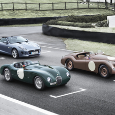 Jaguar will be mixing classics with the modern at the Mille Miglia