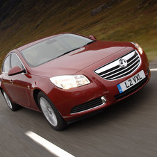 Vauxhall Insignia Hatchback 1.8 VVT Exclusiv