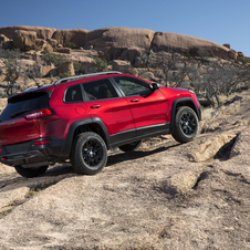 The new Cherokee will also come out this year