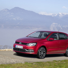 Volkswagen Polo GP 1.4I TDI Bluemotion