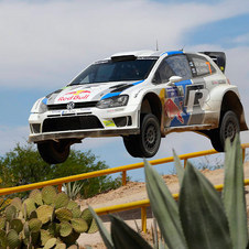 Ogier won the rally by over three minutes