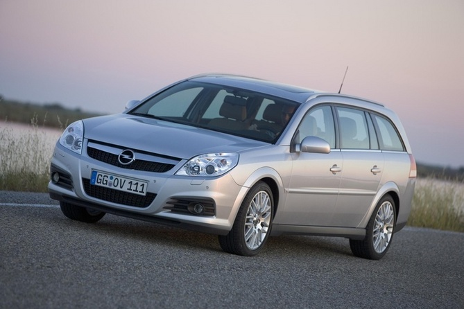 Opel Vectra Caravan 2.0 Turbo