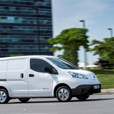 Nissan e-NV200 Combi Flex Basic