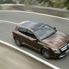 Mercedes-Benz GLA 220d 4MATIC 7G-DCT