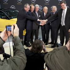 Opel's end of the deal is to break even by 2015
