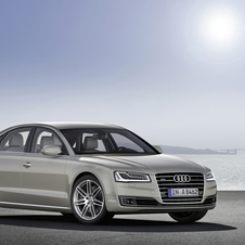 The A8L W12 is already the top A8 model