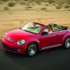 The Beetle Convertible will replace it in the US