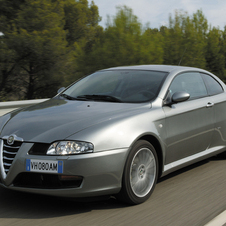 Alfa Romeo GT 3.2 V6 Luxury