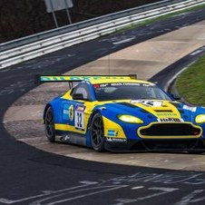 Aston Martin also has a good shot to score a win this year