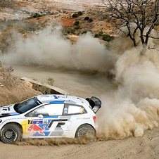 It is the second consecutive win for the Polo R WRC