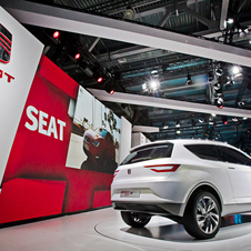 Seat will have 25 dealers in Russia at the end of the year compared to 10 at the beginning of the year