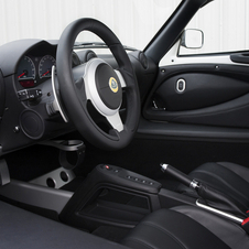 The gearbox provided byoyotais the same used in IPS versions of the Evora but reconfigured for the Exige S