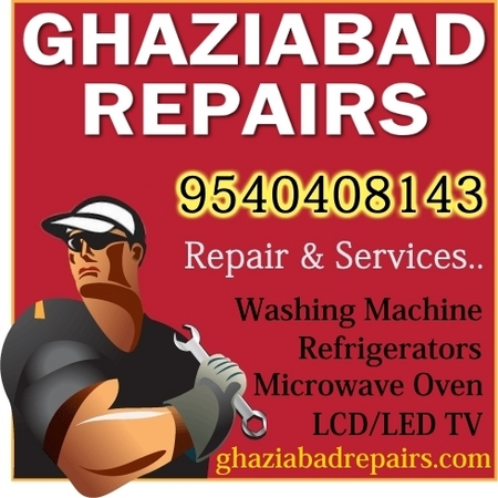 Home Appliance Repair Services In Ghaziabad