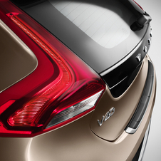 ...sculpted, contrasting sills and a contrasting rear bumper with integrated skid plate.