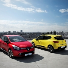 Renault will have 8 available colors at launch