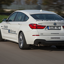 BMW 5 Series GT Power eDrive