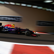 Mark Webber Takes Second Pole of the Year in Abu Dhabi