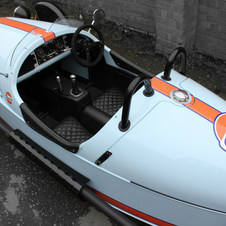 Morgan Three-Wheeler Gulf Edition