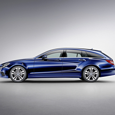 Mercedes-Benz CLS 350 BlueTec Shooting Brake