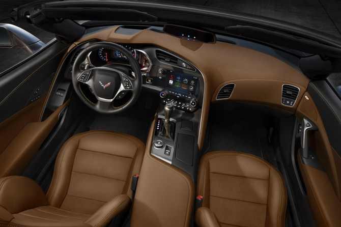 Chevrolet has tried to update the interior to be more attractive outside of North America