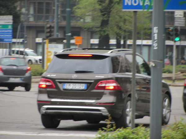 Mercedes-Benz ML 63 AMG Auto