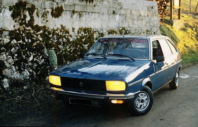 Renault 20 TL. share. tell a friend share on facebook share on twitter others. more photos:
