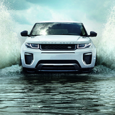 Land Rover Evoque Coupé 2.0 TD4 4x4