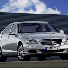 Mercedes-Benz S 250 CDI BE Auto (FL)