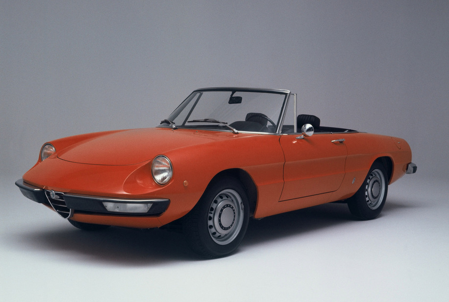 next gen alfa roadster possibly returning to duetto name :: news
