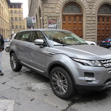 Land Rover Evoque TD4 2.2 Pure Automatic