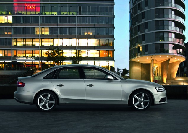 Audi A4 3.0 V6 TDI multronic