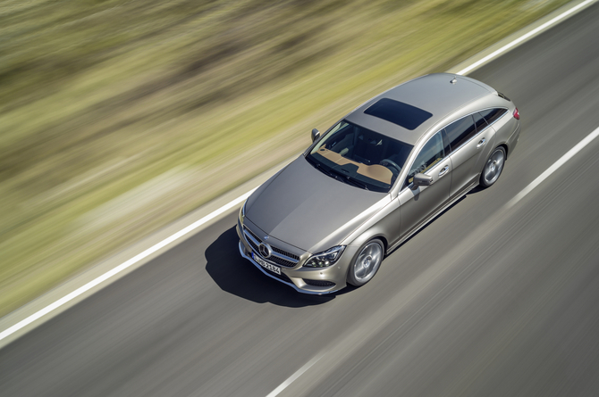 Mercedes-Benz CLS 400 Shooting Brake 4Matic