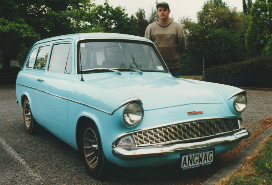 1962 Ford Anglia Estate Car