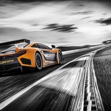 McLaren Confirms Limited Run of MP4-12C GT3 Can Am Editions