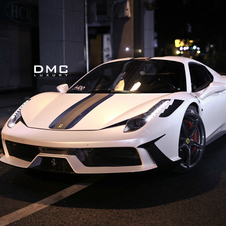 Ferrari 458 MCC Edition by DMC