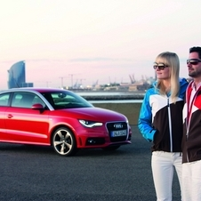 Audi A1 1.4 TFSI S line AT