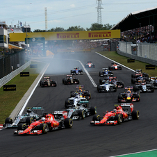 The Hungarian GP was one of the most exciting races of the season