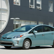 The Prius Plug-In is among the new models Toyota launched with the Prius name