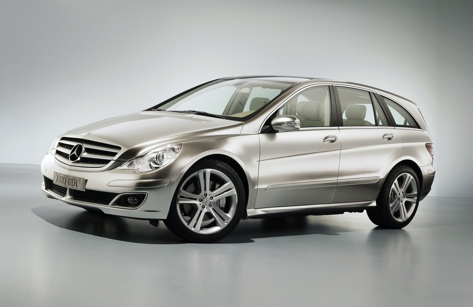 mercedes benz r 320 cdi 1 photo and 66 specs. Black Bedroom Furniture Sets. Home Design Ideas