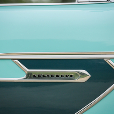 Plymouth Belvedere Convertible